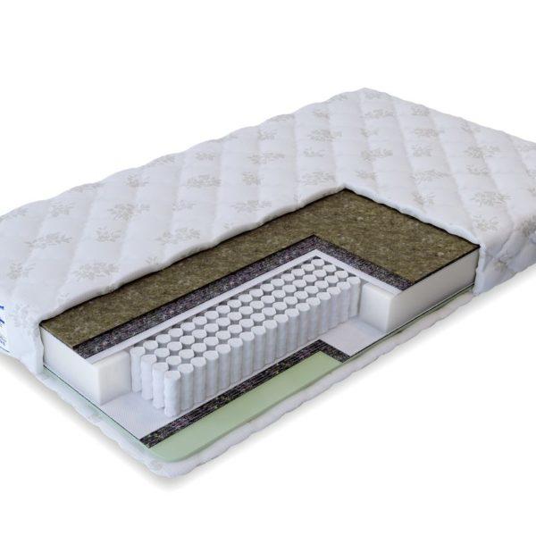 пружинный матрас Мультипакет Стандарт бикокос 1 140х200, 160х200