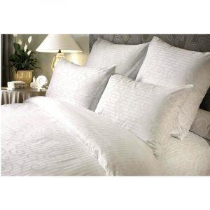 белое постельное белье Verossa Dreamline