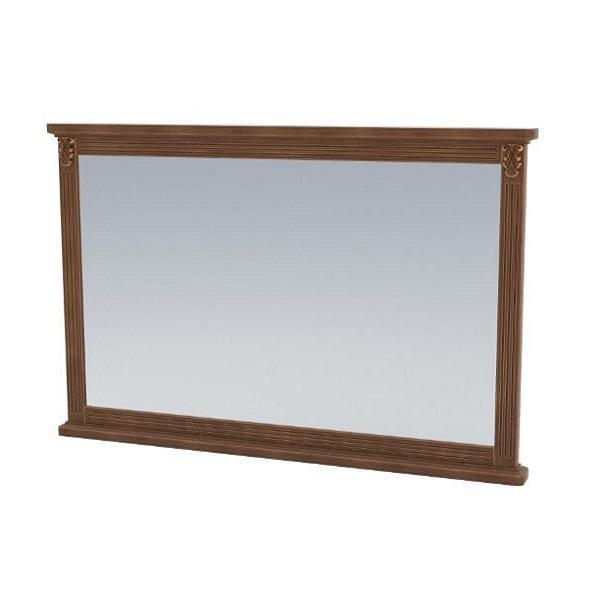 Зеркало Палермо в раме из массива ясеня